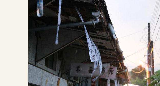 01【新聞稿】拆遷前夕 居民:陳菊勿拆大溝頂討好樁腳